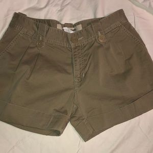 Pre-owned gap jeans stretch shorts size 8